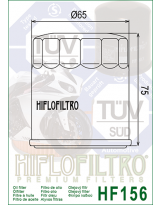 Hiflo Filtro Ölfilter KTM PATRONE HF156