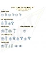 BOLT Schraubenkit für Plastikteile Kawasaki
