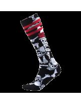 O'Neal Pro MX Sock Crossbones black/white