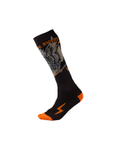 O'Neal PRO MX Sock EAGLE Black/Orange