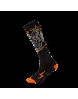 O'Neal PRO MX Sock EAGLE Black/Orange