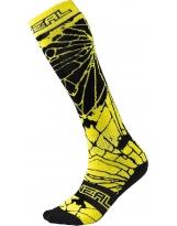 O'Neal Pro MX Sock ENIGMA black/hi-viz