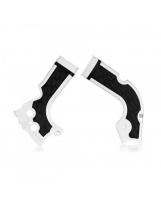 Acerbis Rahmenprotektor X-GRIP CRF 250/450 weiß-schwarz