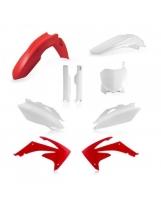 Acerbis Plastik Full Kit Honda OEM / 6-teilig CRF250 10 + CRF450 09-10