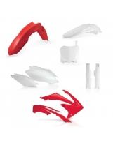 Acerbis Plastik Full Kit Honda OEM / 6-teilig CRF250 11-13 + CRF450 11-12