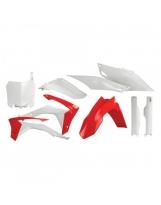 Acerbis Plastik Full Kit Honda Oem / 6-teilig CRF 250 14-17 + CRF450 13-16