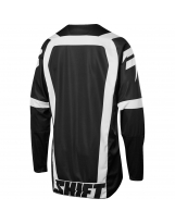 Shift Jersey 3lack Label Strike -Schwarz/Weiß