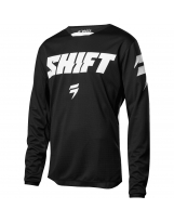 SHIFT  Jersey WHIT3 NINETY SEVEN 2018  Black