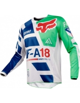 FOX 180 Sayak Jersey - Green
