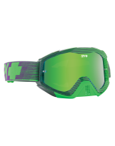 SPY OPTIC Brille KLUTCH Blocked Green Flash