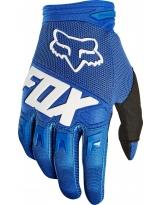 Fox Dirtpaw Race Blau