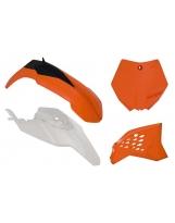 Racetech Plastikkit KTM SX 65 09-11 OEM 11