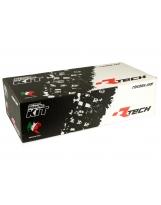 Racetech Plastikkit KTM SX 85 13- Weiß 5tlg
