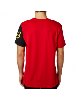 Fox Moto Vation Tech Tee Red