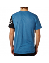 Fox Moto Vation Tech Tee Blue