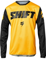 SHIFT Kids Jersey WHIT3 NINETY SEVEN 2018 Yellow