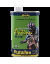 Putoline  Luftfilteröl ACTION FLUID BIO 1L.