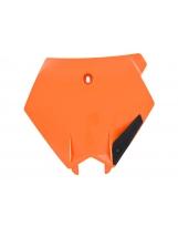 KTM Nummerntafel vorn SX/SXF 03-06 Orange