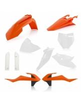 Acerbis Plastik Full Kit KTM Sx85 2018 Standart  / 7-teilig