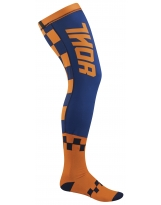 Thor Comp S8 Knee Brace Strümpfe  NAVY/ORANGE