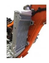 Kühler für KTM SXF250 07-, SXF350 11-, SXF 450/505 07- Rechts