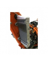 Kühler für KTM SXF250 07-, SXF350 11-, SXF 450 13- Links
