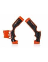 Acerbis Rahmenschutz X-GRIP KTM orange sx65 2014-