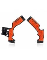 Acerbis Rahmenschutz X-GRIP KTM orange sx65 14-