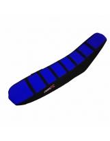 CrossX Sitzbankbezug Yamaha WRF 2-Farbig m. Streifen
