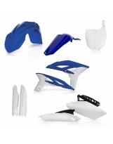 Acerbis Plastik Full Kit Yamaha OEM11 blau / 6tlg.