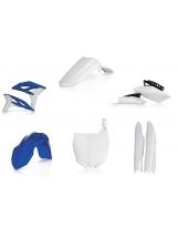 Acerbis Plastik Full Kit Yamaha OEM13 blau / 6tlg.