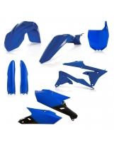 Acerbis Plastik Full Kit Yamaha blau / 6tlg.