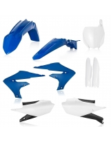 Acerbis Plastik Full Kit Yamaha OEM18 / 6tlg.