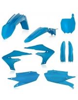Acerbis Plastik Full Kit Yamaha blau-light / 6tlg.