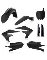 Acerbis Plastik Full Kit Yamaha 450 schwarz / 6tlg.