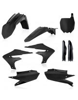 Acerbis Plastik Full Kit Yamaha schwarz / 6tlg.