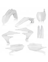 Acerbis Plastik Full Kit Yamaha 450 weiß / 6tlg.