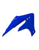 Kühlerspoiler unten YZF 250 19- 450 18- blau
