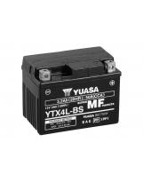 YUASA YTX4L-BS, 12V/3AH (Maße: 114x71x86)