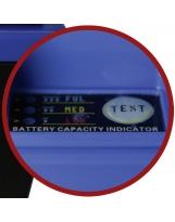 Shido Lithium LTKTM04L für KTM, 12V/2AH (Maße: 89x49x90)