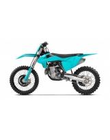 Acerbis Plastik Full Kit KTM TEAL / 7-teilig