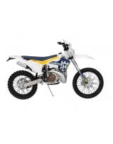 Motorradmodell Husqvarna HVA TE300 17'  1:12