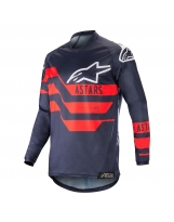 Alpinestars Racer Flagship S9 Navy/Blau/Red