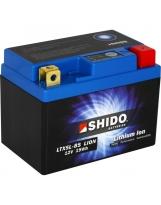 Batterie Shido Lithium LTX5L-BS / YTX5L-BS, 12V/4AH (Maße: 114x71x106)