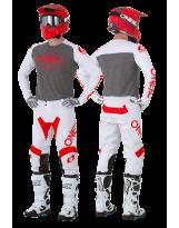 O'Neal Mayhem Hexx Lite Weiß/Rot