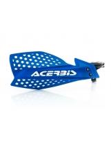 Acerbis Handprotektoren KIT X-Ultimate inkl. Anbaukit blau-weiß