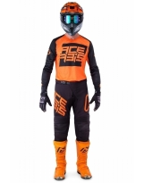 Acerbis Combo LTD Arcturian schwarz-orange