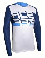 Acerbis Jersey LTD Sasansi blau-weiß