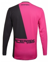 Acerbis Jersey LTD Skyclad schwarz-pink