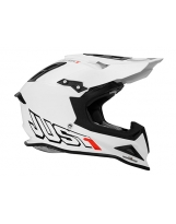 JUST1 Helmet J12 Solid White